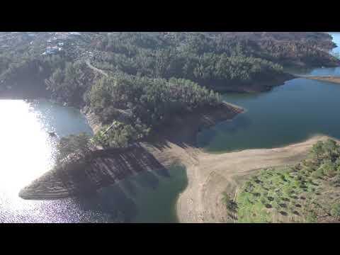 Castelo de Bode - Cabeca Gorda Drone