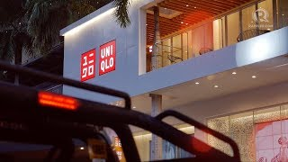 LOOK: The Uniqlo global flagship store at Glorietta 5