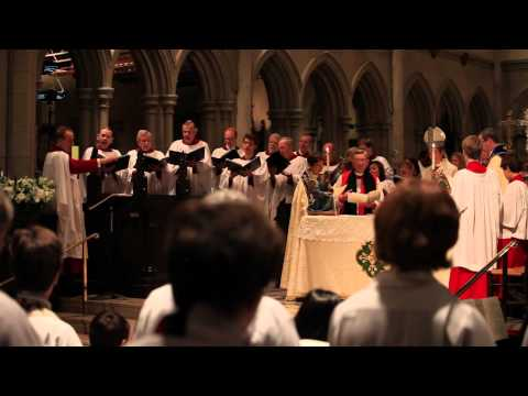 Processional Hymns - St. James' Church Bicentennial Service - Part 1 Of 10