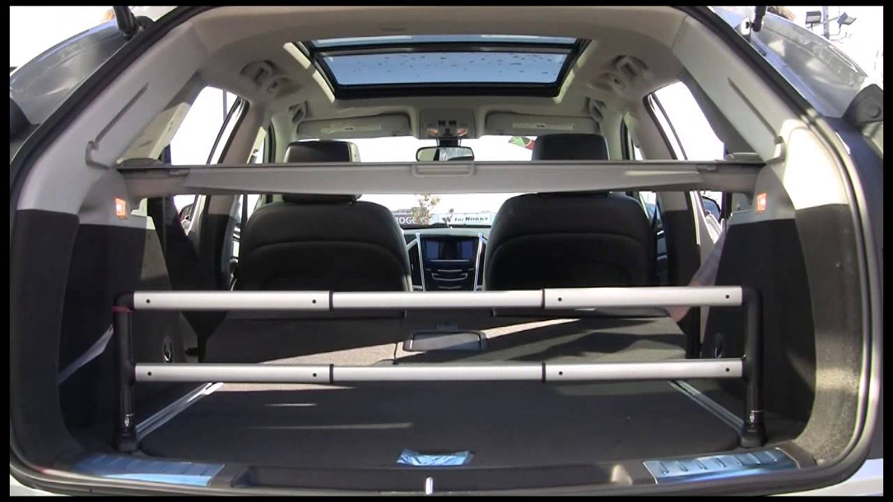 2014 Cadillac Srx Review The Cadillac Kid Newroads Gm