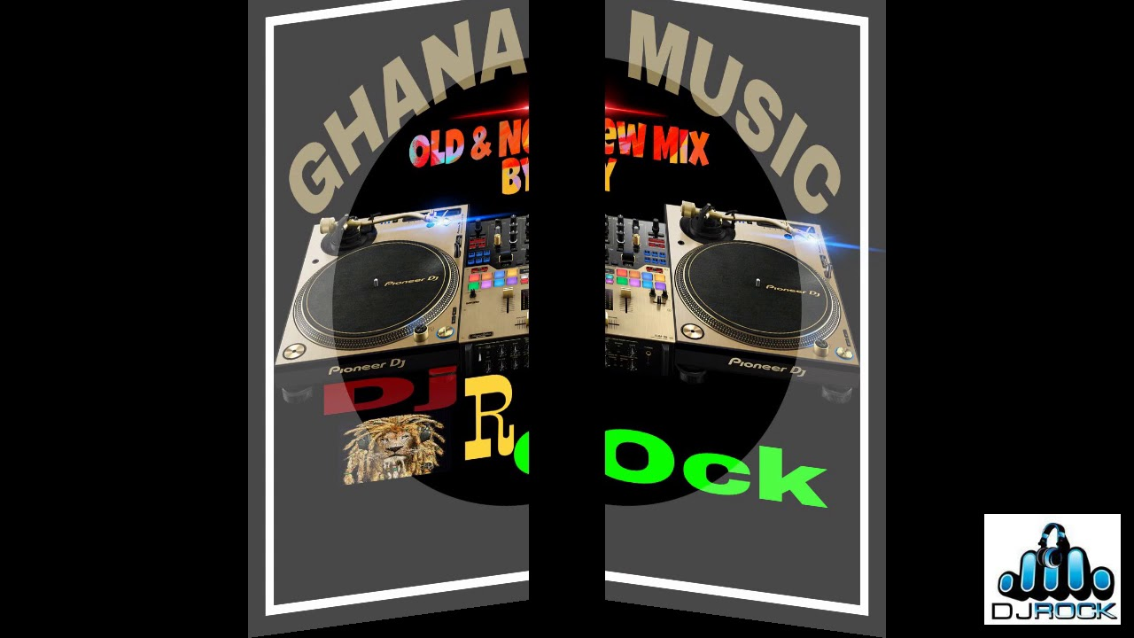 GHANA NEW HIP LIFE MUSIC MIX 2018 BY DJ ROCK