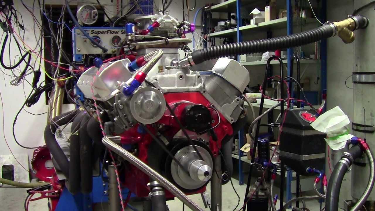 Ethanol Motor