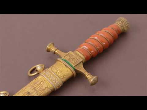 Кортики и штыки из коллекции немецкого антикварного оружия с аналогами из книги Thomas T. Wittmann