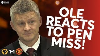 Ole Gunnar Solskjaer Press Conference: Pogba's Penalty Explained!