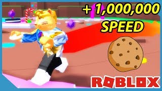 How To Be the Fastest in Roblox Cookie Simulator