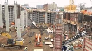Mortenson Superintendent on use of 4D for $1 billion Viking Stadium
