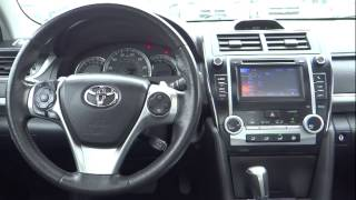 2012 Toyota Camry Eureka, Redding, Humboldt County, Ukiah, North Coast, CA CU500279