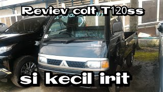 Review Mitsubishi Colt T120ss 1.5 MPI manual 5spee