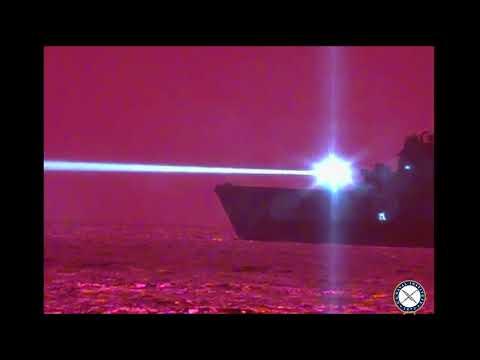 美军测试新型激光武器 成功击落无人机(图/视频)