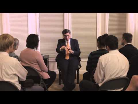 How I Became an Everyday Missionary: A Fireside with Clayton Christensen