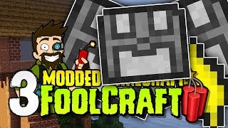 FoolCraft 3   #3   What's Inside?!   Modded Minecraft 1.12.2