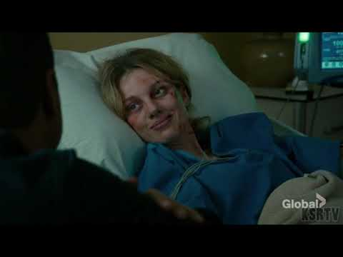 Callen And Anna In Hospital - NCIS Los Angeles 10x11