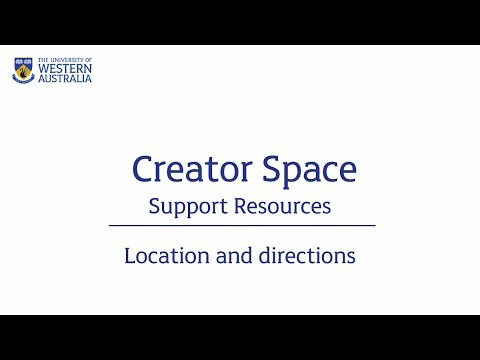 Creator Space - How to record video
