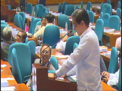 17th CONGRESS 2nd REGULAR SESSION #15 (Aug. 29, 2017)