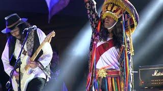 UCHPA Chachaschay en vivo Lima Vive Rock 2014