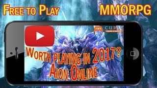 Worth playing in 2017? Aion Online MMORPG