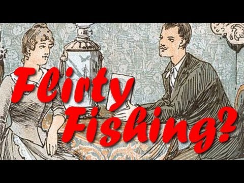 Flirty Fishing? #511