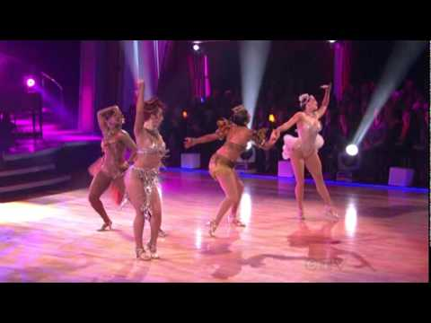 Annie Lennox  Little Bird Dancing With The Stars, 16112010