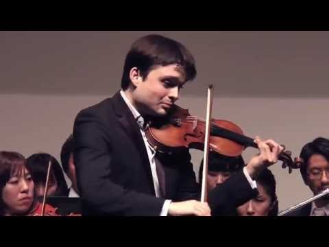 The 5th Munetsugu Angel Violin Competition 1st Prize Francisco Garcia Fullana