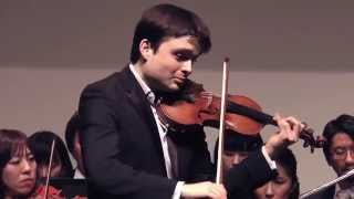The 5th Munetsugu Angel Violin Competition 1st Prize Francisco Garcia Fullana
