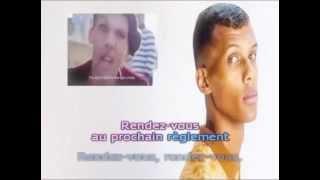 Tous Les Mêmes _ Stromae ( Karaoké version)
