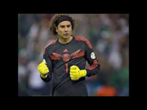 Guantes de guillermo ochoa nike youtube - Guillermo ochoa wallpaper ...