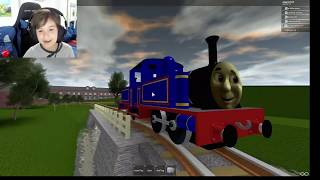 THOMAS AND FRIENDS: THE NAUGHTY NARROW RAILWAY - Roblox
