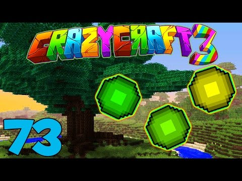 Crazy Craft Walkthrough Minecraft
