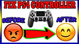How To Fix Your PS4 Controller If Only A YELLOW Light Flashes After Plugged In ( 2019 Resolution )