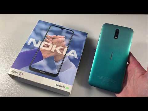 Обзор Nokia 2.3 2/32GB (TA-1206)
