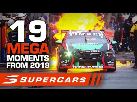 19 MEGA Moments from the 2019 Championship | Supercars 2020