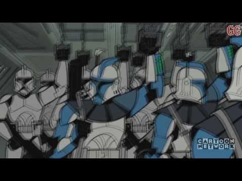 Star Wars: Clone Wars Chapter 2 HD 20032005 TV Series