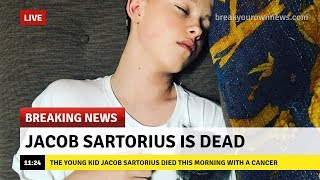 If Jacob Sartorius Died So Heart Touching I Challenge You 999999