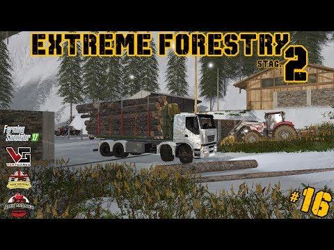EXTREME FORESTRY STAGIONE 2 | #16 ep. - UNA NUOVA SCOPERTA - FARMING SIMULATOR 2017