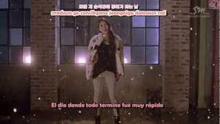 BoA - Disturbance MV [Sub Español+Karaoke+Hangul]