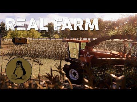 REAL FARM [Linux] - Spart euch das Geld lieber [Angespielt]