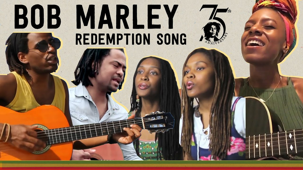 Bob Marley - Redemption Song performed by fans around the world!