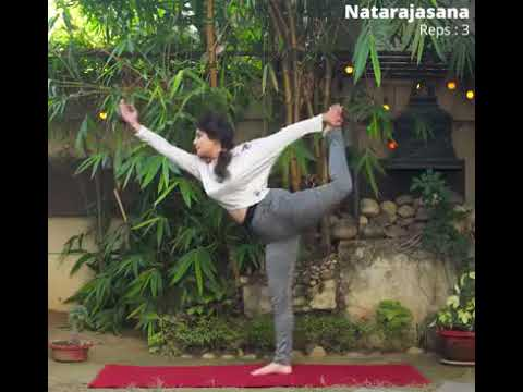 Yoga And Exercises By Yogini Anupriya Healthed With