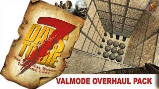 7 Days to Die (15 alpha) Valmod ► [15] Переезд и постройка ловушки! (СТРИМ)