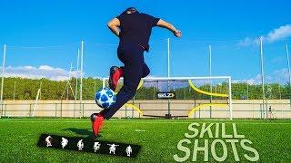 FILIGRANAS 99% IMPOSIBLES ¡RETO FÚTBOL! Skill Shoot Challenge