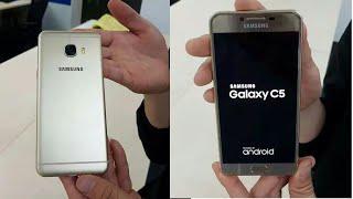 Samsung Galaxy C5 Full Metal Phone LEAKED!