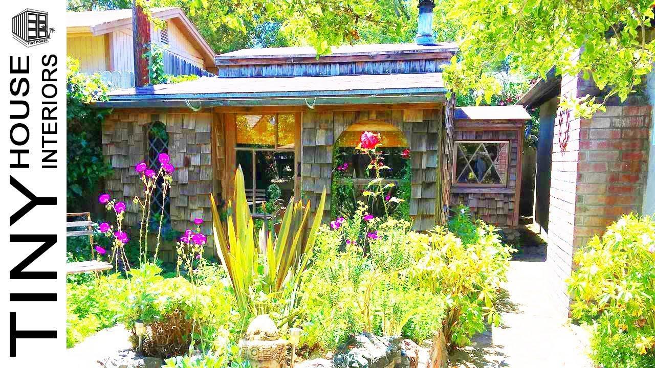 Amazing Beautiful The Hobbit House Pub With Backyard