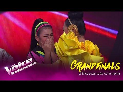 Ini Juara The Voice Indonesia, VIONITA! | Grandfinal | The Voice Indonesia GTV 2019