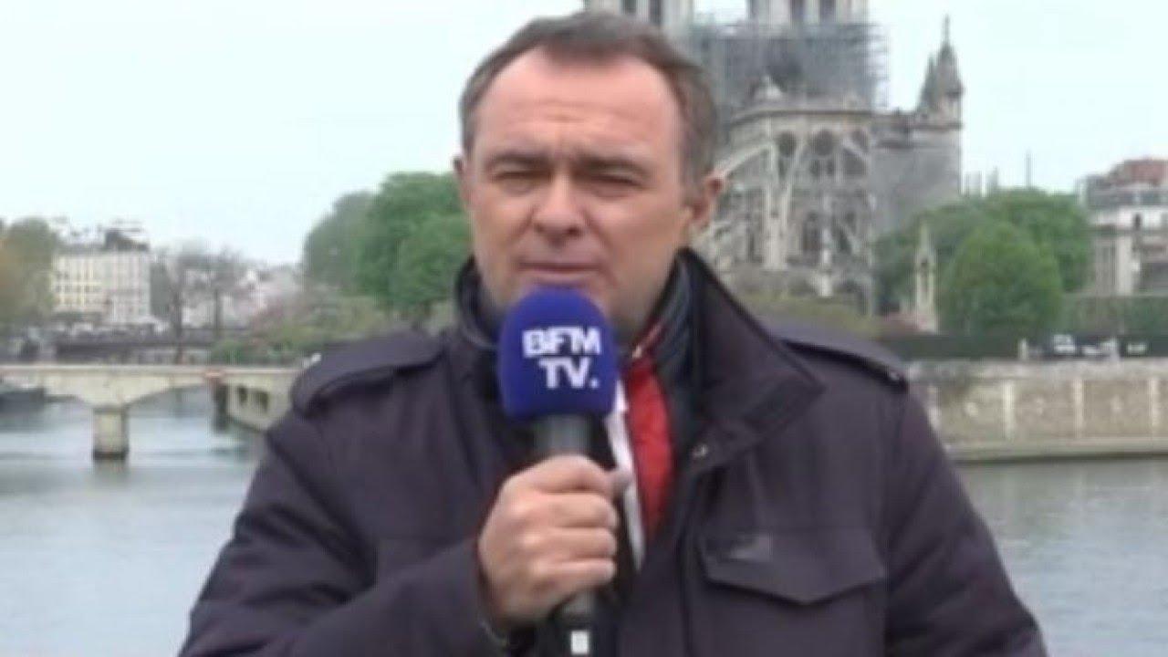 Incendie de Notre-Dame de Paris: revoir la matinale spéciale de BFMTV sur place (16 avril 2019)