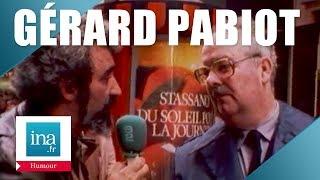 Gérard Pabiot teste les Belges sur les expressions françaises | Archive INA