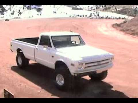 68 chevy truck lifted