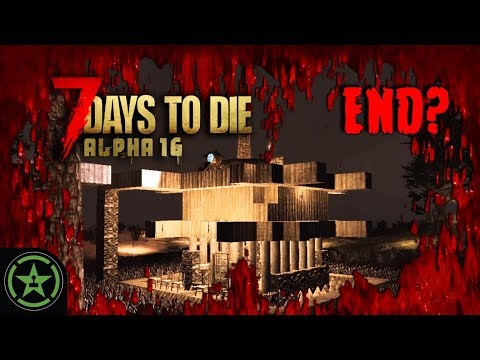 7 Days to Die: The End and the Beginning (#1)