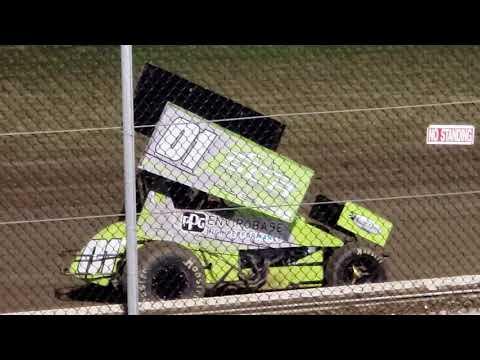 34 Raceway Sprint Invavers 8/17/19