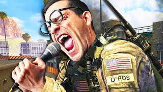 SINGING TO STRANGERS on Call of Duty! (Funny Moments)