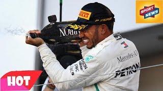 Lewis Hamilton SWEARS in shock reaction to Vettel/Verstappen collision? This is BRILLIANT